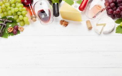 Wein trifft Käse